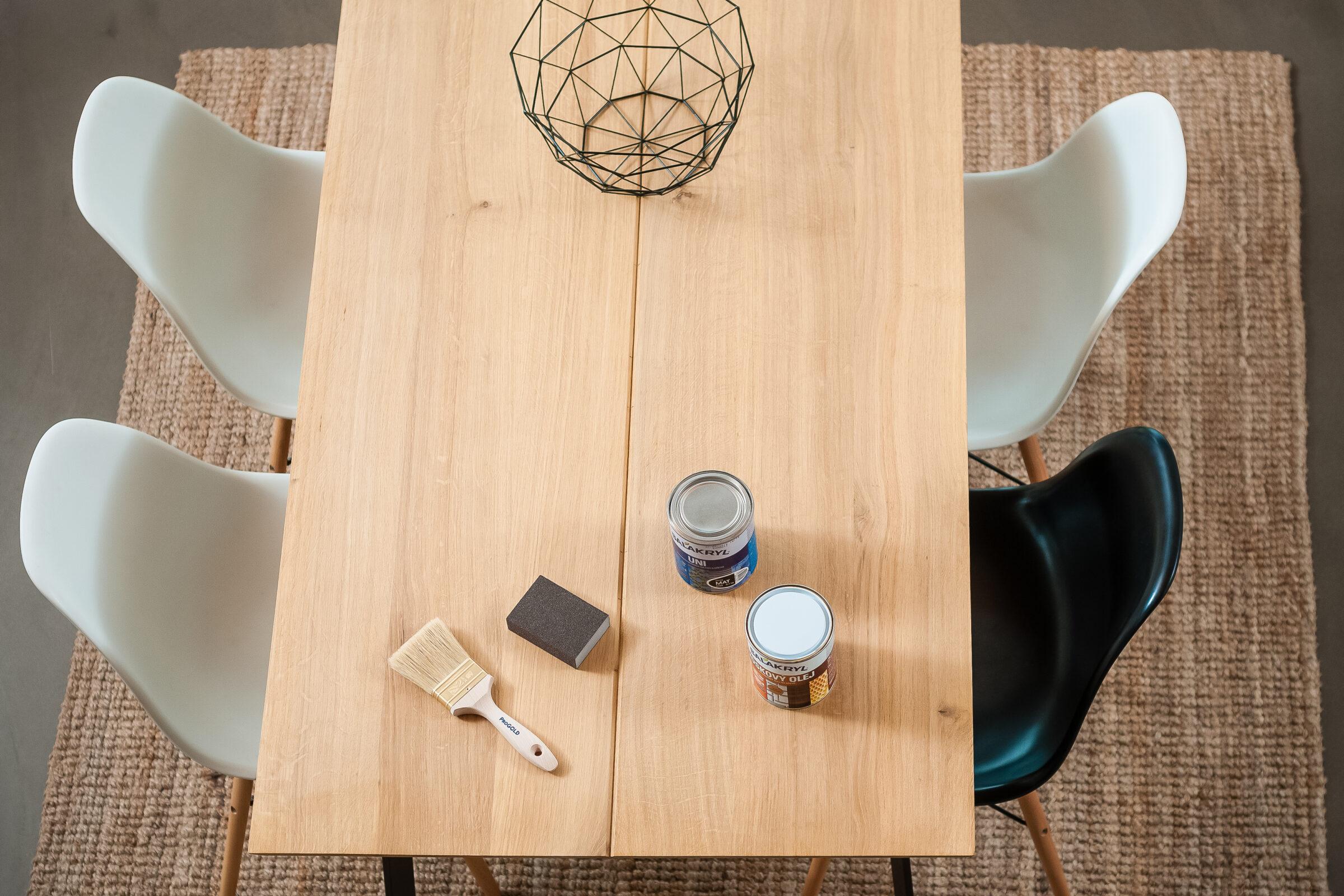 Jídelní stůl - základ rodiny