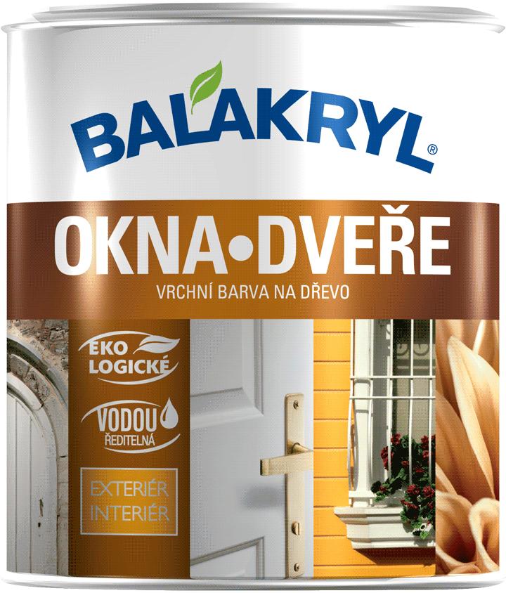 Balakryl Okna Dveře