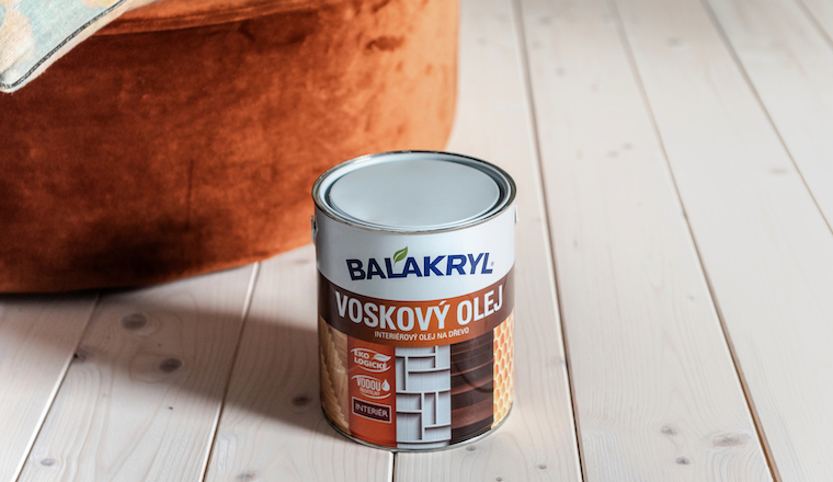 Lak, nebo olej? Poradíme vám.