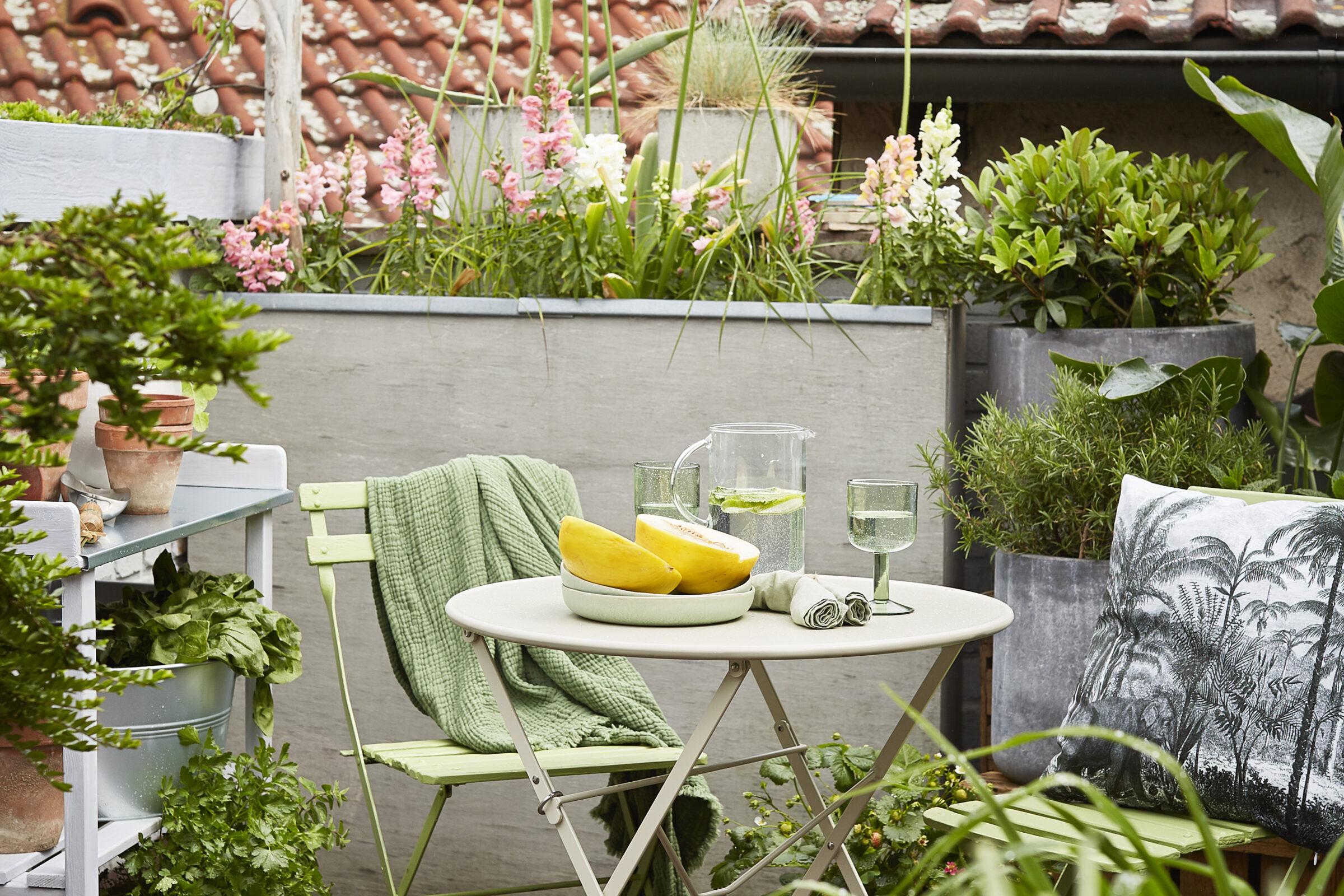 Vdechněte vaší terase nový život